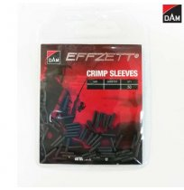 EFFZETT CRIMP SLEEVES #1 0,80MM /50PCS