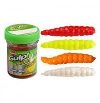GULP:HONEY WORM - WHITE