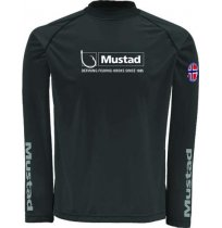 MUSTAD DAY PERFECT SHIRT BLACK