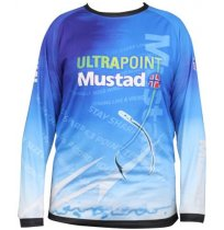 MUSTAD DAY PERFECT SHIRT TOURNAMENT BLUE