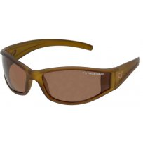 SG SLIM SHADES FLOATING POLARIZED SUNGLASSES -AMBER (SUN AND CLOUDS)