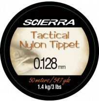 SIE TACTICAL TIPPET MATERIAL 0,128MM 50M 1,4KG